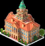 Van Buren County Courthouse