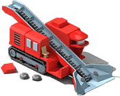 TBM-23 Drilling Machine Locked