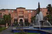 RealWorld Sofitel Marrakech Spa Hotel