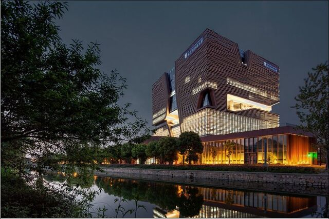 File:RealWorld Medical University (Night).JPG