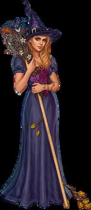 Character Masha (Halloween)