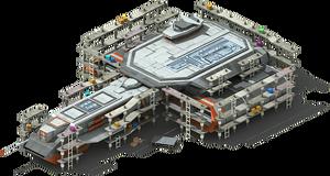 IL-69 Interstellar Liner Locked