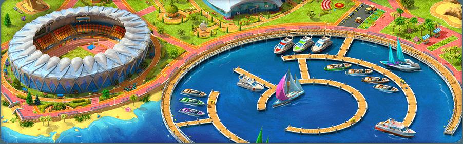 Sport Eden Background