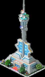 Desert Cell Tower L4