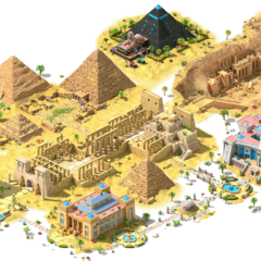 Pharaoh's Curse Area