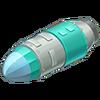 CS-25 Rocket Hull