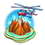 Contract Tourist Flight over the Artificial Geyser