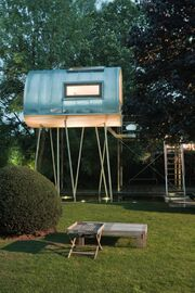 RealWorld Baumraum Treehouse