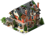 Gloomy Mansion