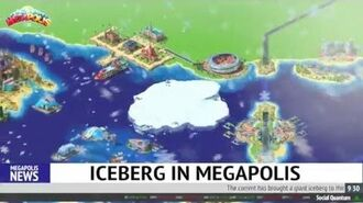 UPDATE - 25 Dec 2015 - Iceberg in Megapolis