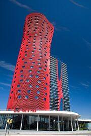 RealWorld Porta Fira Hotel