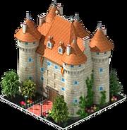 Castle Sarzay