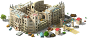 Palace of Whitehall Construction