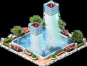 Wandering Fountain