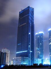 RealWorld Landmark Tower (Night)