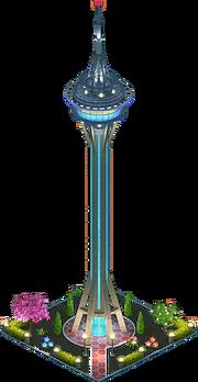 Macau TV Tower (Night)