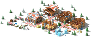 Winter Games Village Construction
