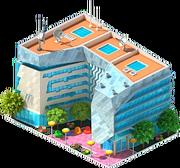 Jeffrey Smart Building