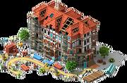 Munich Hotel Construction