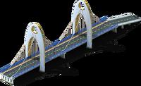 Jacques-Yves Cousteau Bridge L2