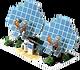 Resbuilding Solar Power Plant