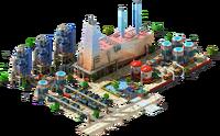 Oil Industrial Complex L3