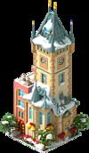 Prague Old Town Hall (Winter)