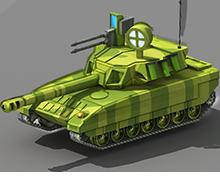 MP-67 Medium Tank L1