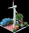Resbuilding Wind Turbine