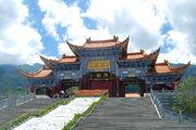 RealWorld Dali Temple