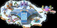 Iceberg in Megapolis