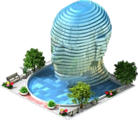 Metalmorphoses Fountain