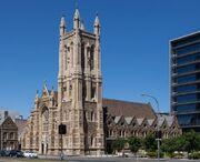 RealWorld St Francis Xavier Catholic Cathedral