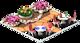 English Flowerbed
