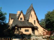 RealWorld Witch's Cottage