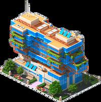 Senac Apartments