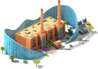 Volcanic Thermal Power Plant L1