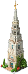 St. Bride's Bell Tower