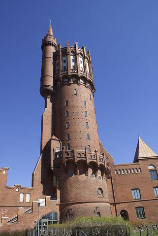File:RealWorld Old Water Tower in Landskrona.jpg