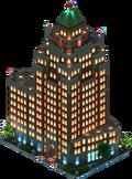 Hotel Marina Building (Night)