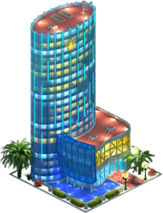 Dream City Hotel (Night)