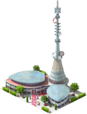 Lowland Cell Tower L4