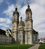 RealWorld Abbey of Saint Gall