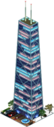 John Hancock Tower (Night)