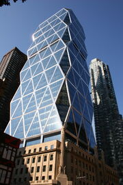 RealWorld Hearst Tower