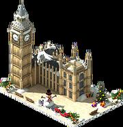 Big Ben (Snow)