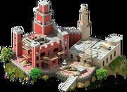 Pena National Palace Construction