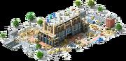 Civil Defense Base Construction