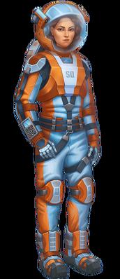 Character Cosmonaut