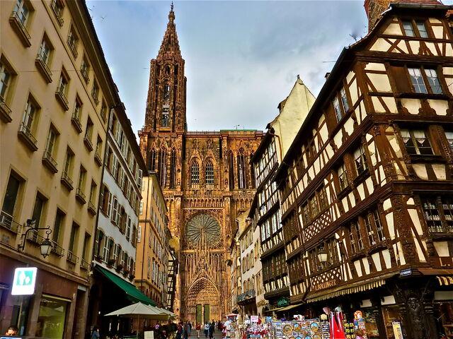 File:Strasbourg Cathedral.jpg